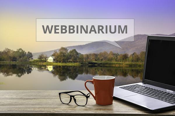 Inbjudan till webbinarium