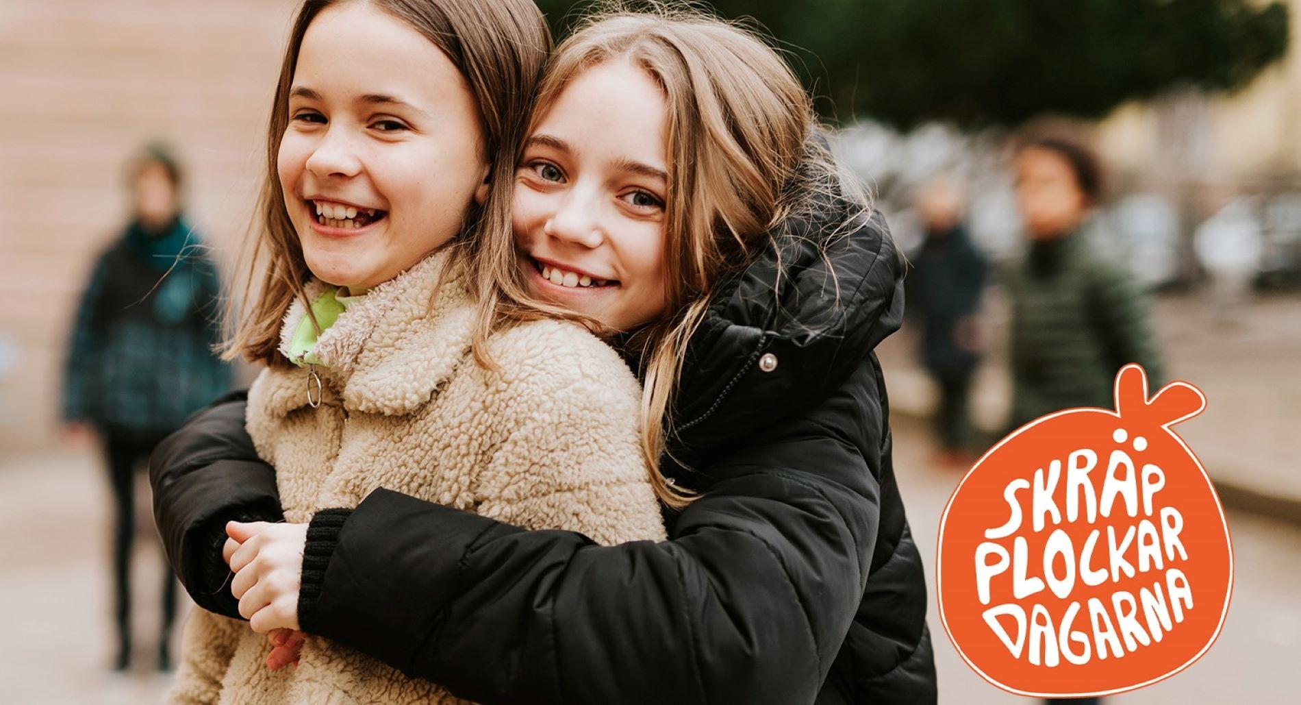 Anmäl din barngrupp, avdelning eller ungdomsförening till Skräpplockardagarna!
