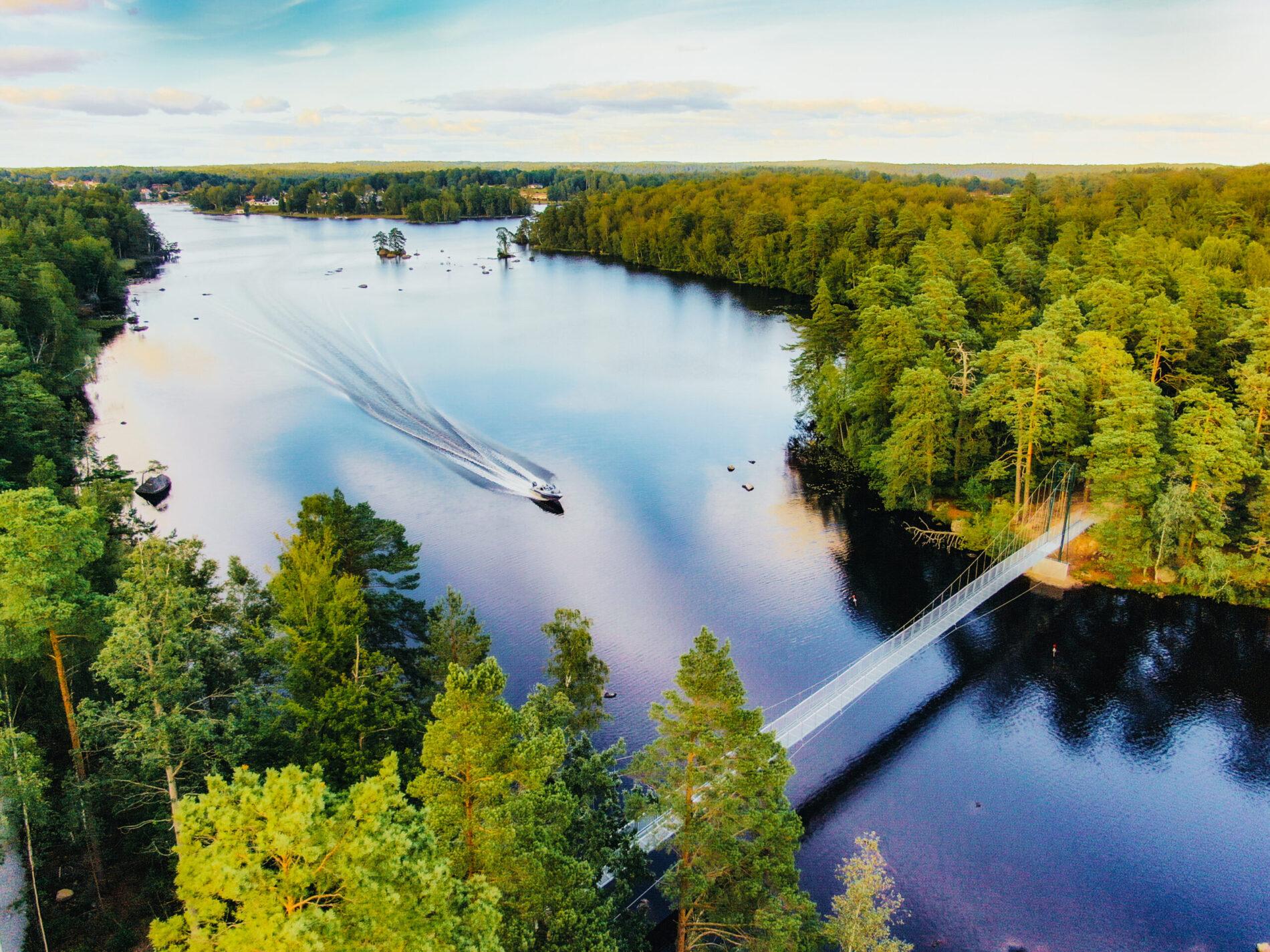 Olofströms kommun är årets friluftskommun 2021